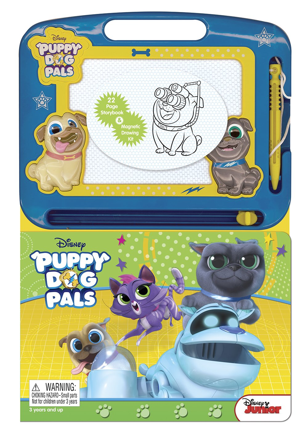 Disney Jr. Puppy Dog Pals Learning Series