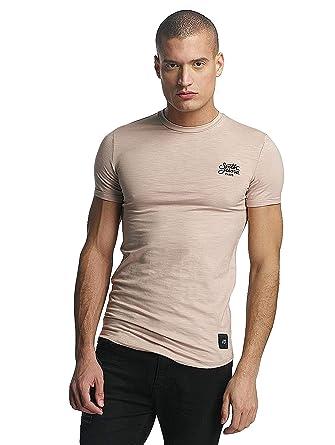 41b2a76d7642 Sixth June Homme T-Shirts Skinny Round Bottom  Amazon.fr  Vêtements et  accessoires