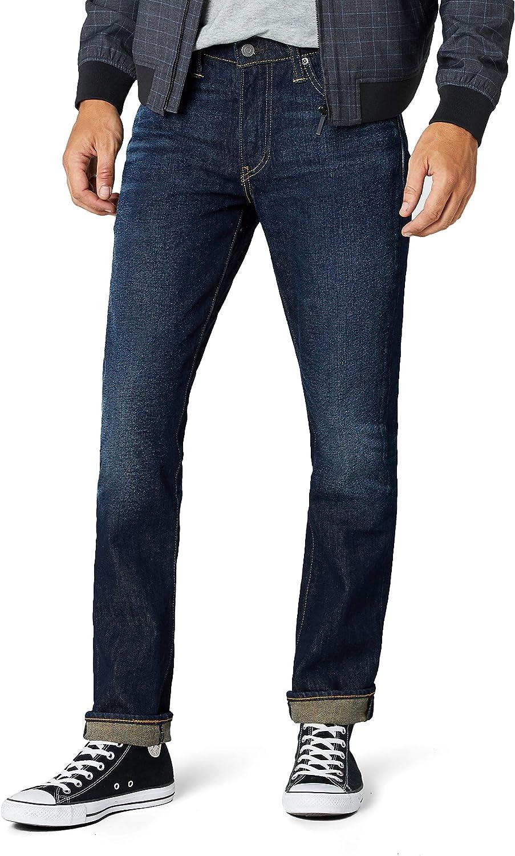 Levi's 511 Slim Fit Jeans, Pantalón vaquero con corte estilizado, Hombre