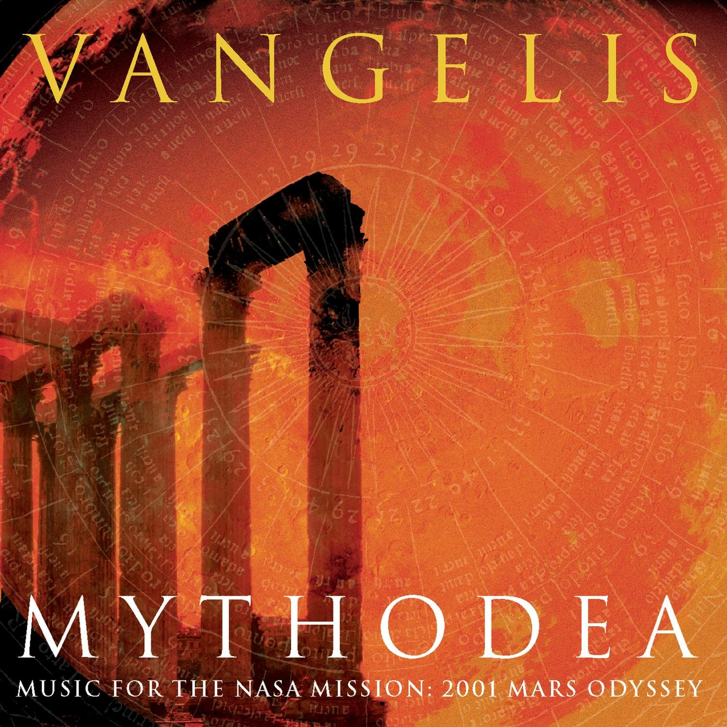 Mythodea: Music for the NASA Mission: 2001 Mars Odyssey by SONY MASTERWORKS