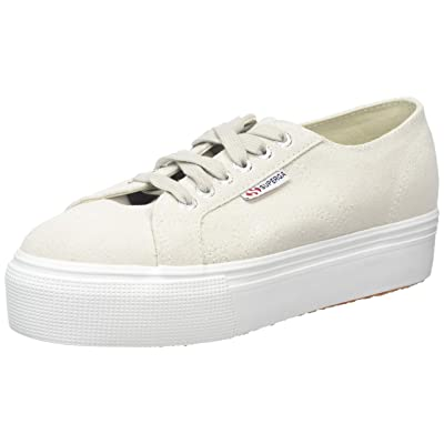 Superga Women's 2790 Suew Trainers | Fashion Sneakers