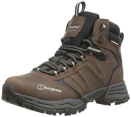 15e1871666b Berghaus Women s Expeditor Aq Ridge Walking Boots - Brown (Chocolate  Brown Lt Green)
