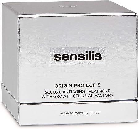 Sensilis Origin Pro EGF-5 - Crema Antiedad Rejuvenecedora - 50ml