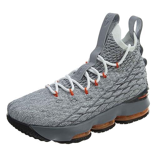 Amazon.com: Nike Youth Lebron 15 - Zapatillas de baloncesto ...