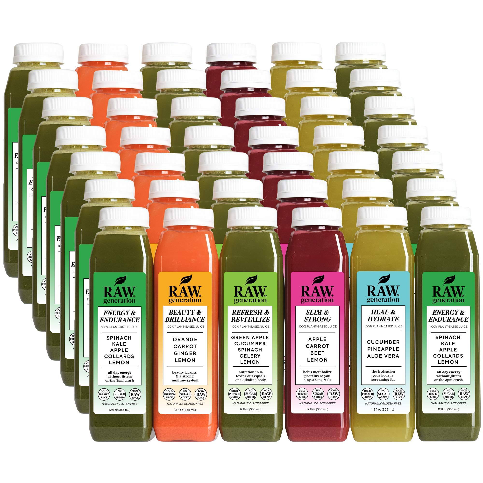 Amazon.com: Raw Generation Beauty & Brilliance Juice - Get