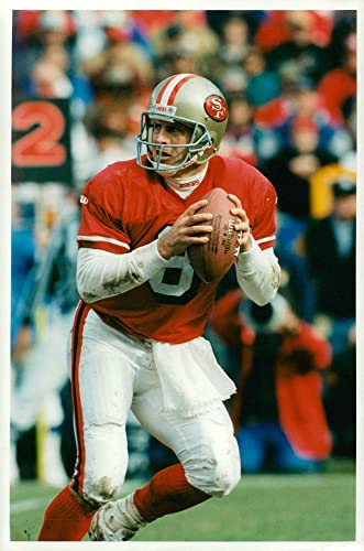 Amazon Com Vintage Photo Of Steve Young American Football