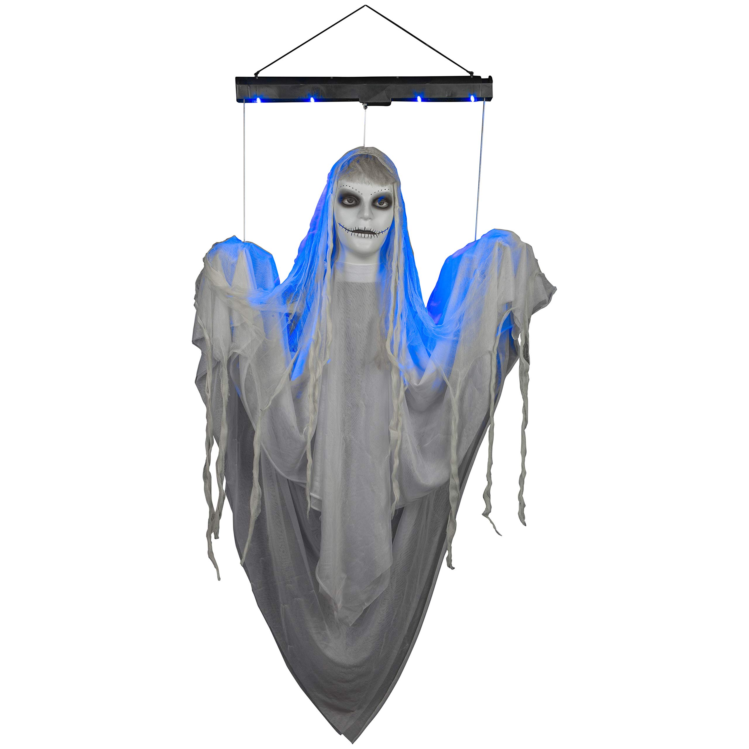 Holiday Living Hanging Ghost Girl by Holiday Living