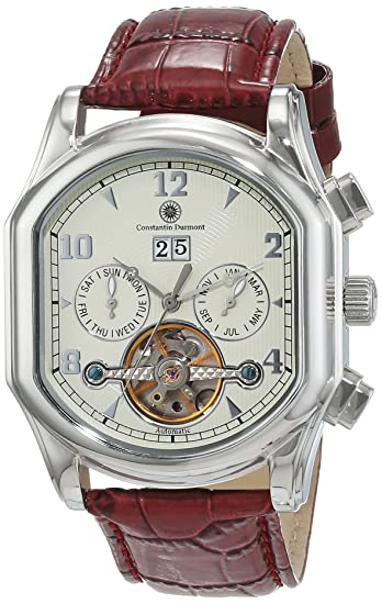 Constantin Durmont Men's: Amazon.it: Orologi