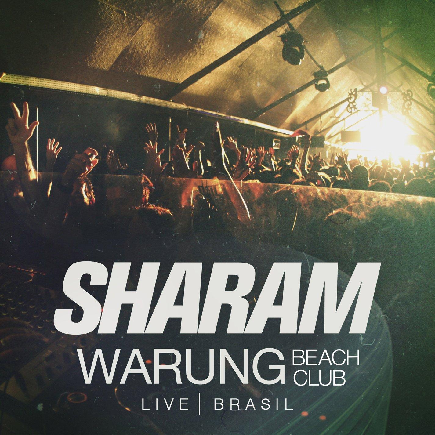 Live at Warung Beach Club Brasil