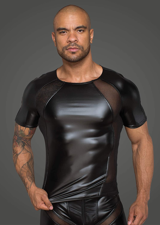 Camisa negra hecha a mano con paneles Powernet: Amazon.es: Salud y cuidado personal