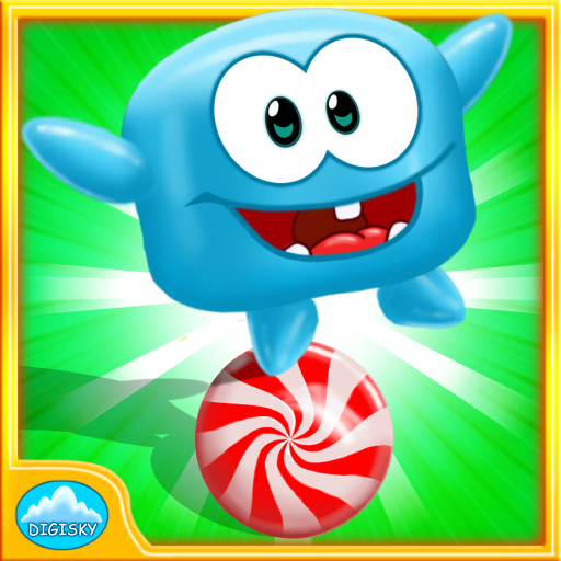 Cute Silly Candy (Candy Andy 2 - Jumping for Candy - A Free Kid Friendly Reflex App)