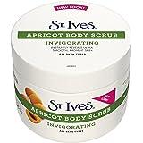 St. Ives Invigorating Apricot Body Scrub 300ml Pack of 2
