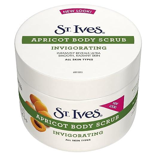 6 opinioni per St. Ives Invigorating Apricot Scrub corpo 300ml Confezione da 2
