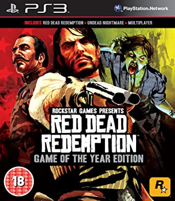 Red Dead Redemption - Game of The Year Edition (PS3): Amazon