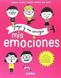 SANTIVERI Cartas Juego de Las emociones by Elsa Punset ...