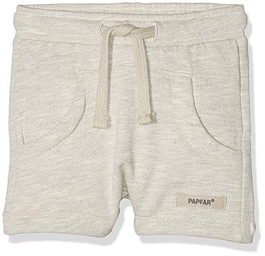 f19f233c4fdb Papfar Baby Boys  Baggy Shorts GOTS-Zertifiziert Trousers