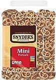 Snyder's of Hanover Snyder's of Hanover Mini Pretzels, Canister, 30 Ounce