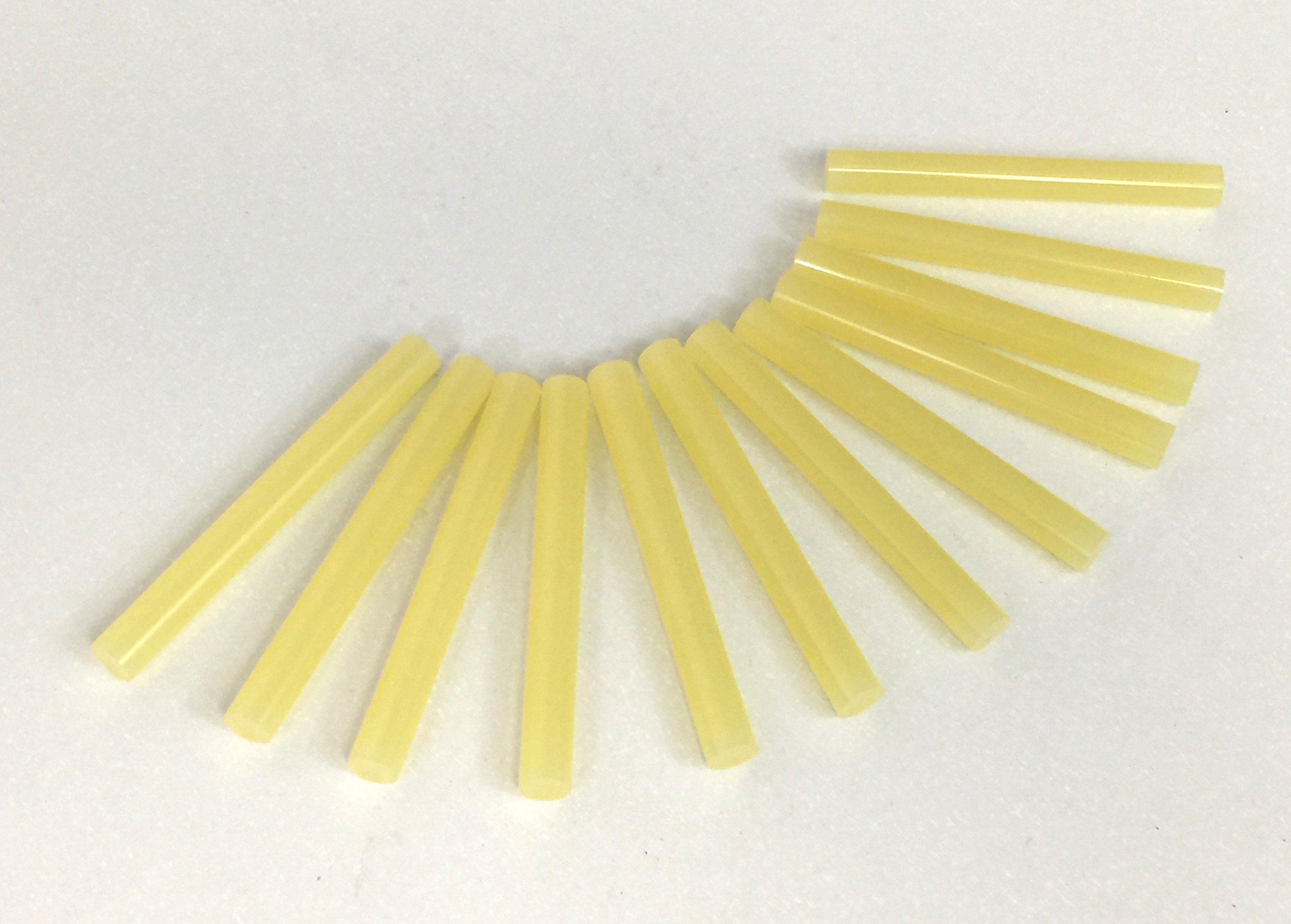 TruePower All-Temperature Hot Melt Glue Sticks, 4'' Long x 0.44'' Diameter