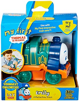 Thomas & Friends My First Emily Interactive Train