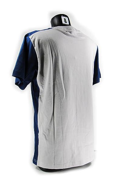 Kawasaki - Camiseta - Manga corta - para hombre azul azul: Amazon.es: Ropa y accesorios
