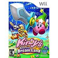 Wii Kirby's Return to Dreamland - World Edition