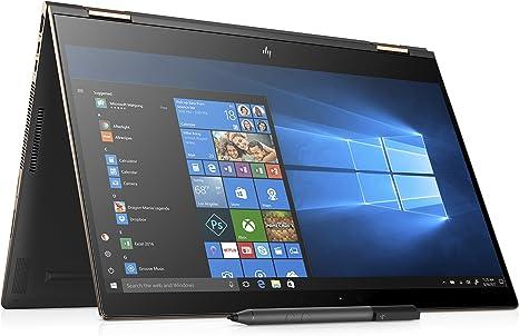 Hp Spectre 15 Ch000na X360 15 6 Inch Ultra Hd Convertible Laptop Dark Ash Silver Intel I7 8550u 8 Gb Ram 256 Gb Ssd Nvidia Geforce Mx150 2 Gb Dedicated Fhd Ir Webcam Windows 10