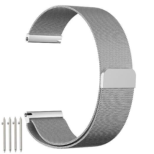 9 opinioni per Samsung Gear S3 Frontier / Classic Cinturino von einBand, Cinturino di 22 mm,