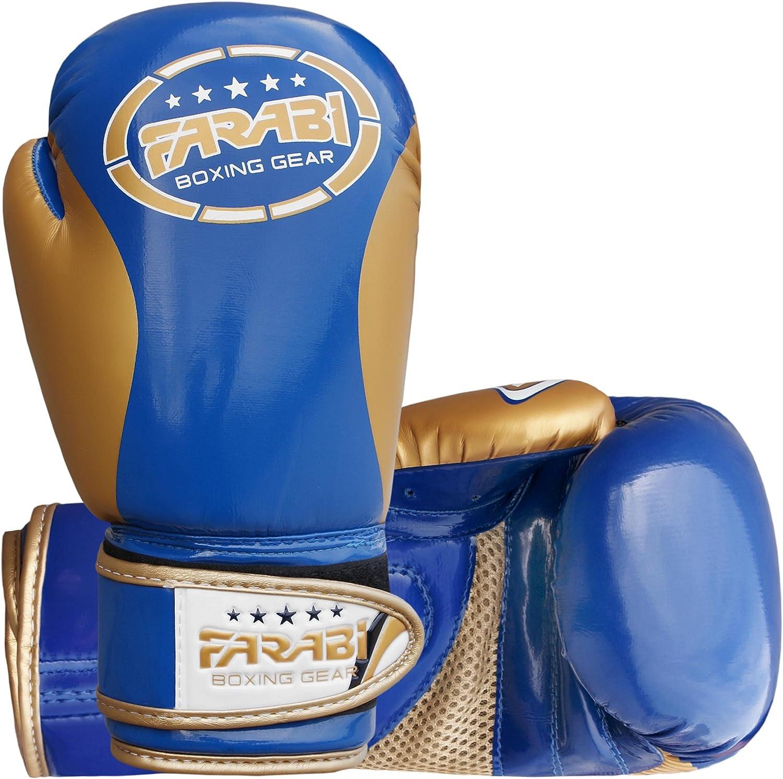 Farabi Kids Boxing gloves Kids Boxing Gloves Junior Boxing Gloves Punching Mitt Kids Training Boxing Gloves for the kids age ranging between 3 to 12 Yeas.