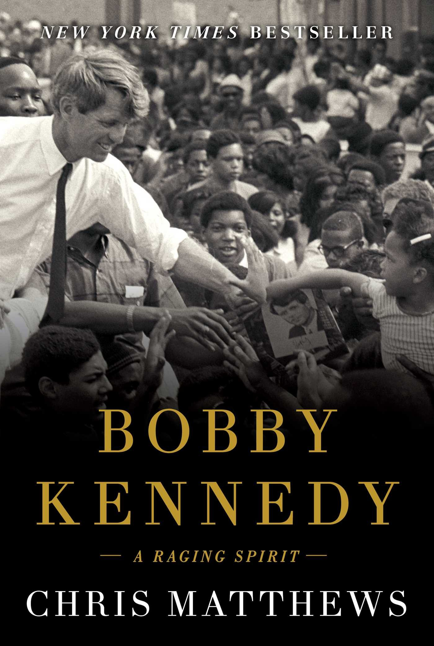 Image result for bobby kennedy a raging spirit