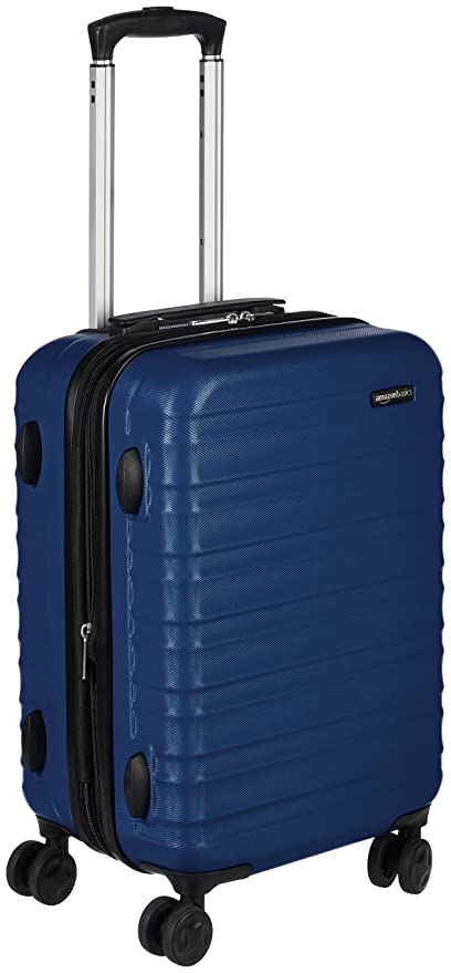 AmazonBasics Hardside Carry On Spinner Luggage Bags