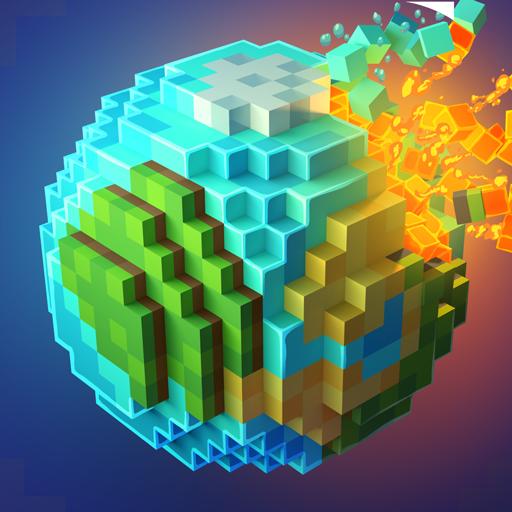 PlanetCraft: Block Craft Games ()