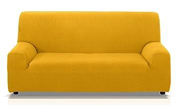 JM Textil Funda de sofá elástica para sofá 2 plazas en Color ...