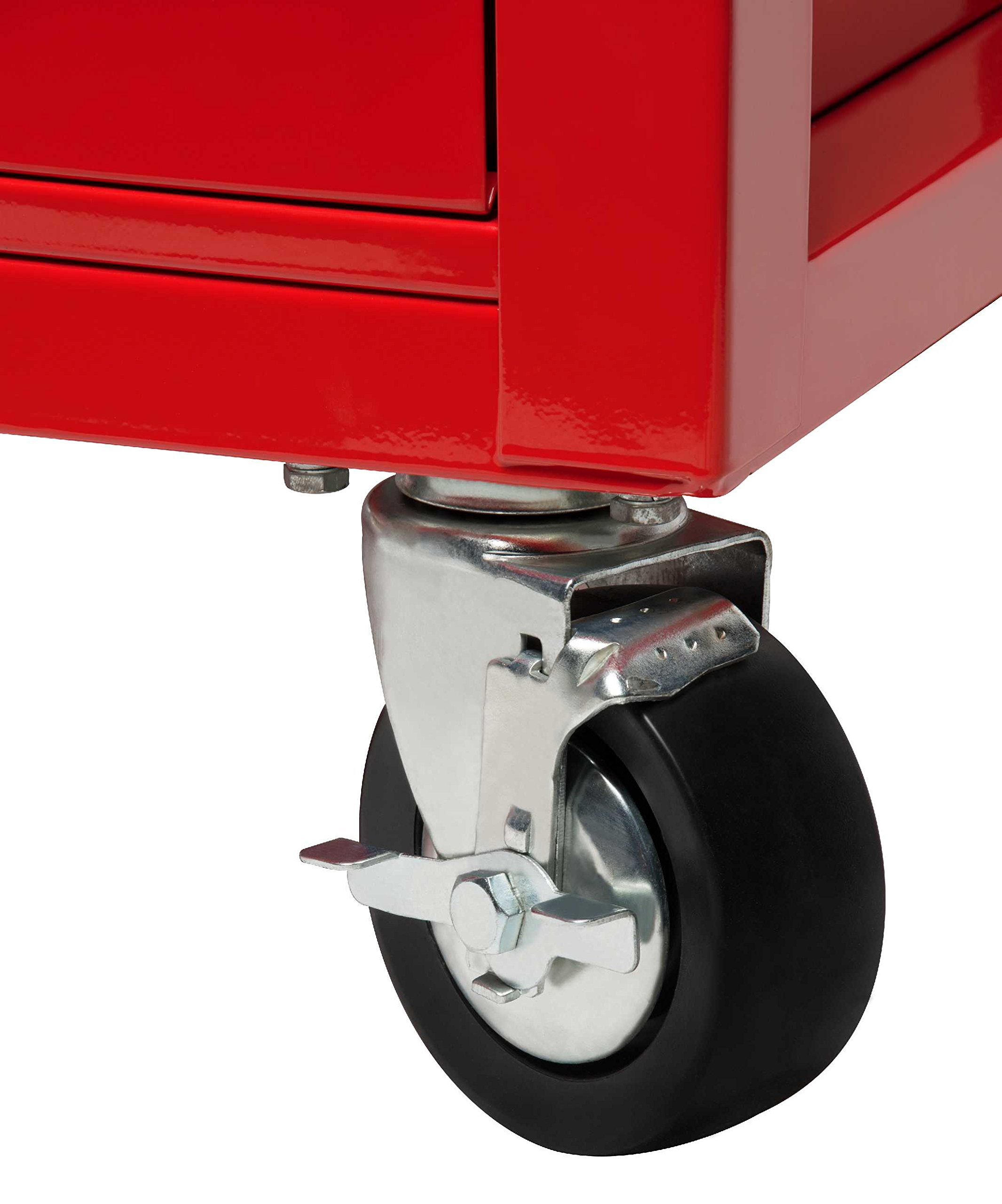 Sunex 8057 Premium Full Drawer Service Red Cart by Sunex Tools (Image #4)