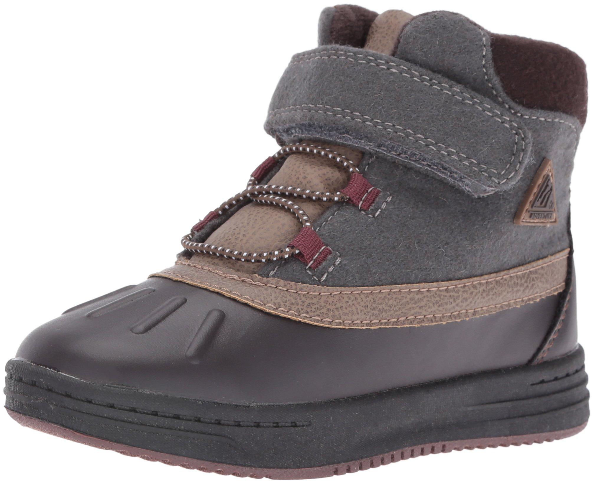 Burgundy Toddler Shoes: Amazon.com