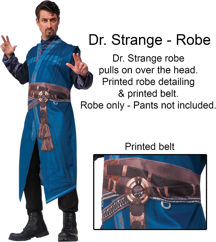 Deluxe Doctor Strange Mens Fancy dress costume X-Large: Amazon.es ...