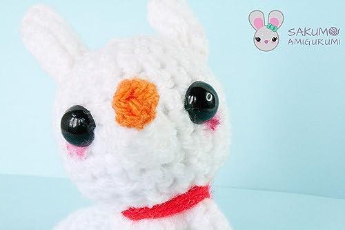 Ghost crochet pattern Halloween amigurumi ghost PDF pattern | Etsy | 333x500