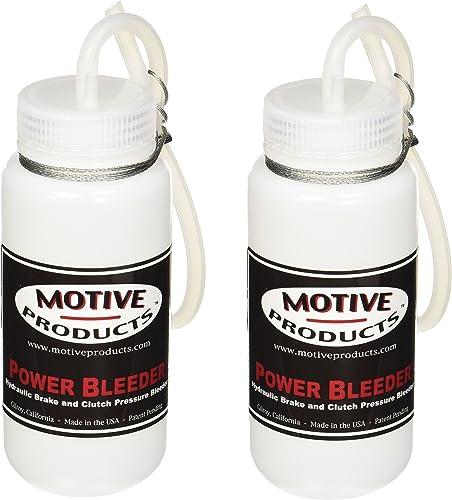 Motive Products - 1820 Power Bleeder Brake Fluid Catch Bottle Kit