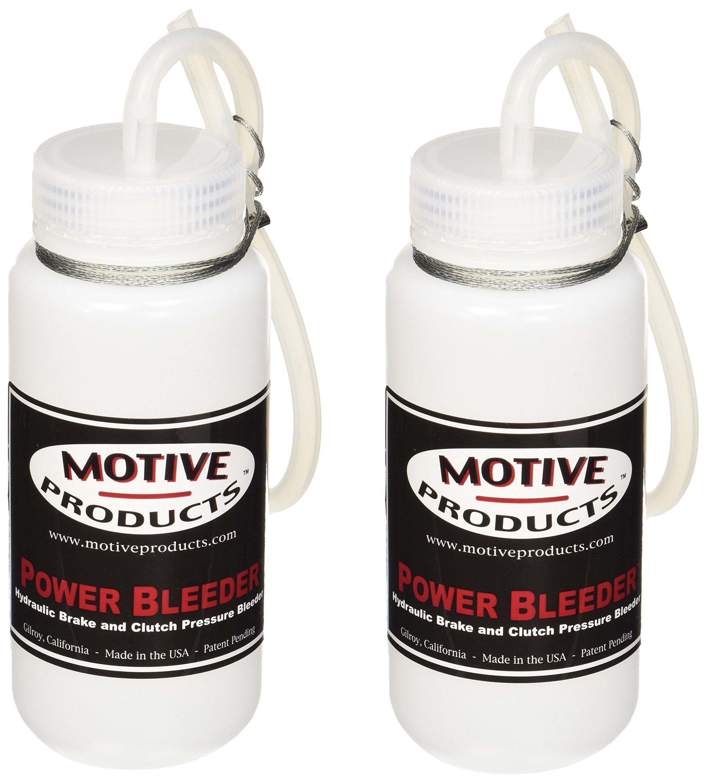 Motive Products 1820 Brake Fluid Catch Bottle Kit by Motive Products