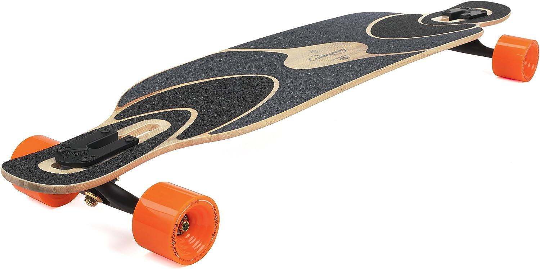 Loaded Boards Dervish Sama Bamboo Longboard Skateboard Complete