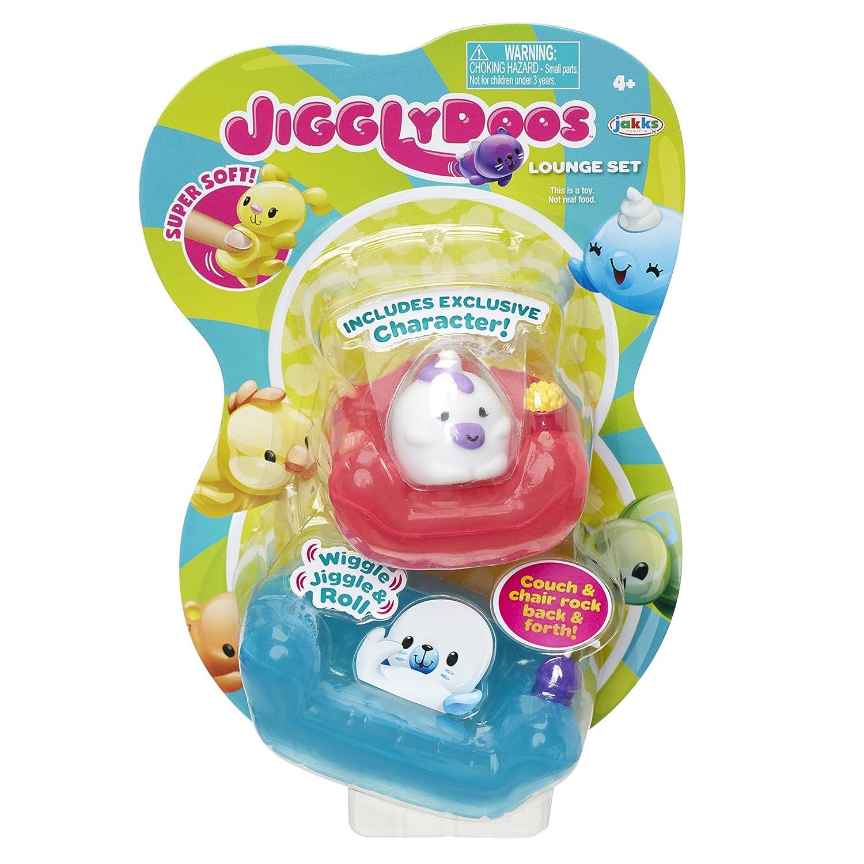 JigglyDoos Lounge Set with Exclusive Figure Jakks 50245