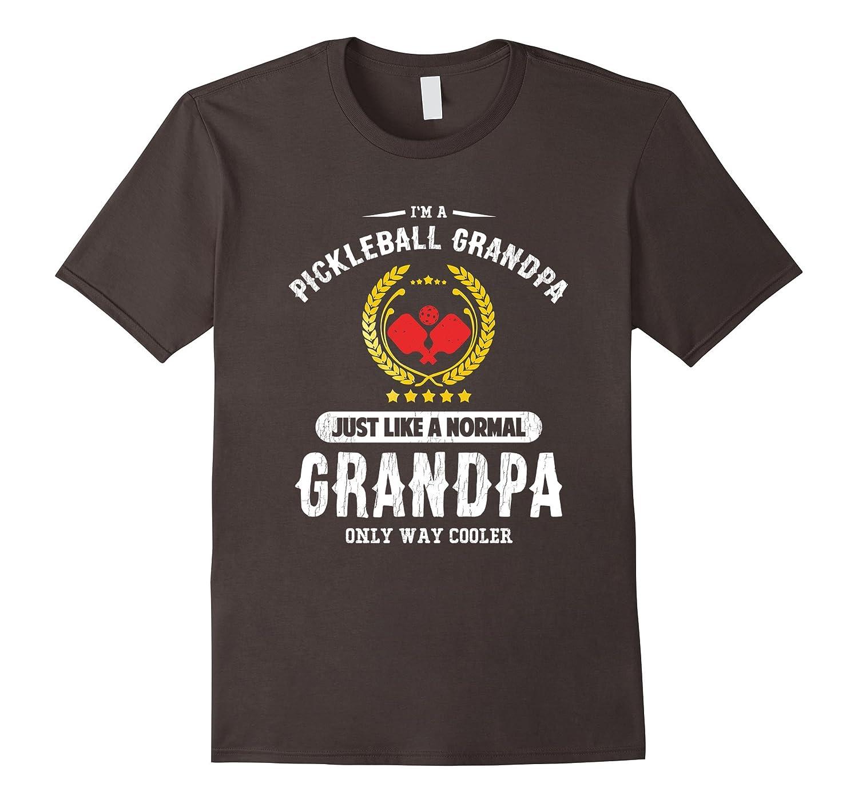 Mens Pickleball Grandpa T-Shirt-RT