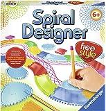 Ravensburger Original Mandala Designer 29879 - Spiral Freestyle Midi