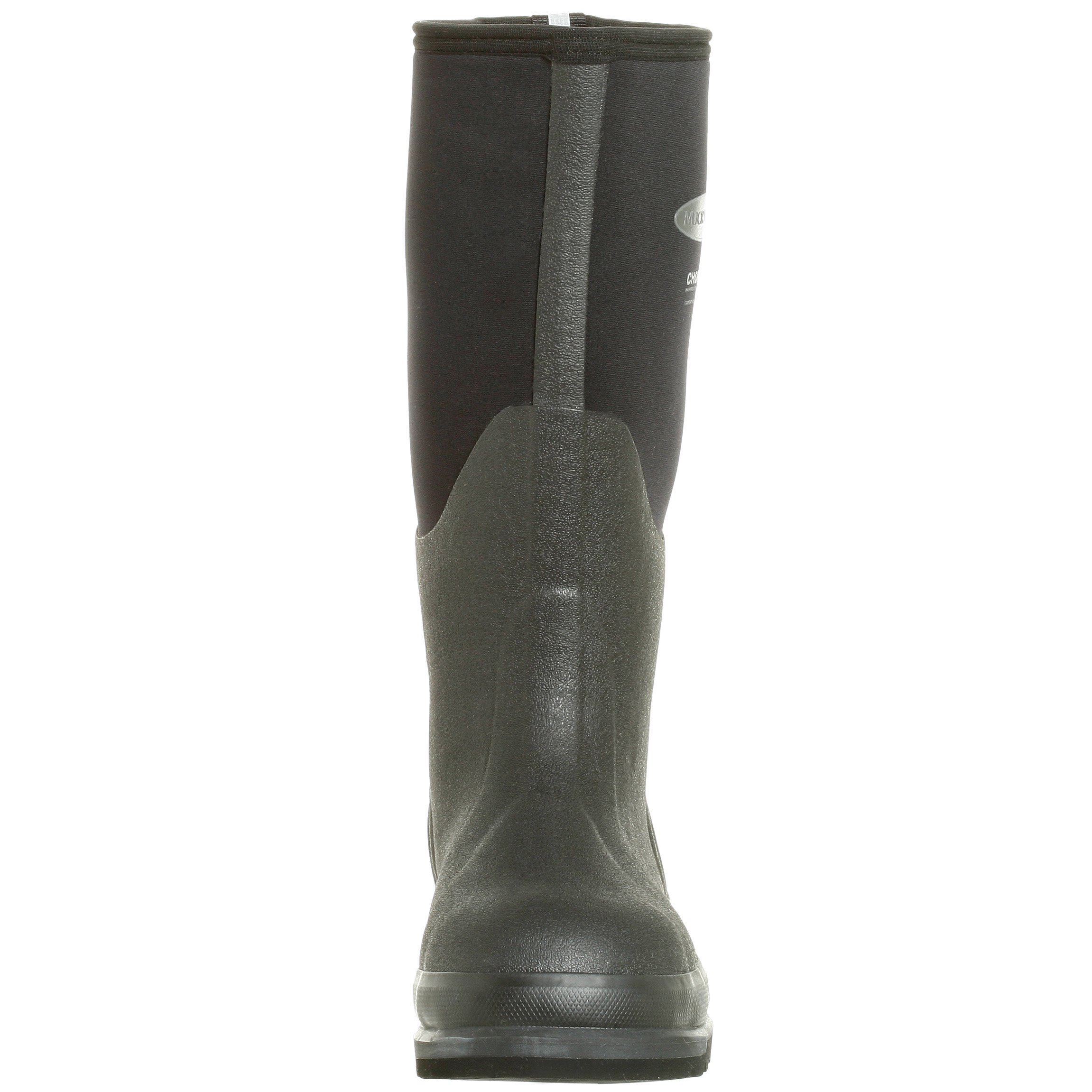 The Original MuckBoots Adult Chore Hi Boot Steel Toe,Black,Men's 12 M/Women's 13 M by Muck Boot (Image #4)