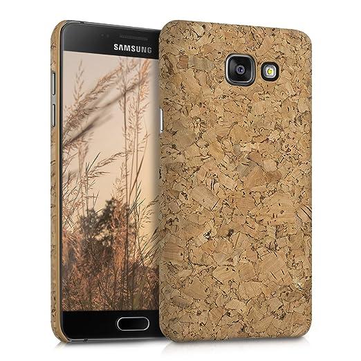 16 opinioni per kwmobile Cover in sughero per Samsung Galaxy A5 (2016)- Cover per cellulare Case