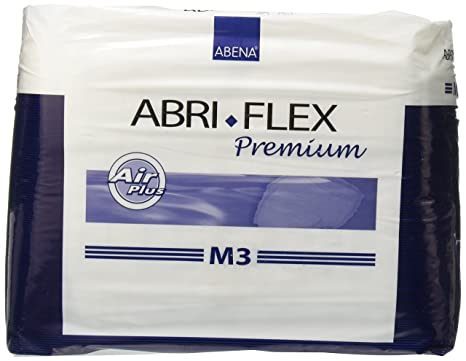 ABENA ABRI FLEX - Pañales para adultos (talla M extra)