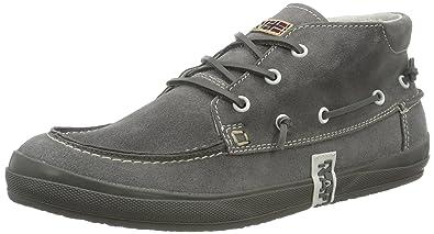 NAPAPIJRI FOOTWEAR Herren Oslo Mokassin, Grau (Medium Grey), 40 EU