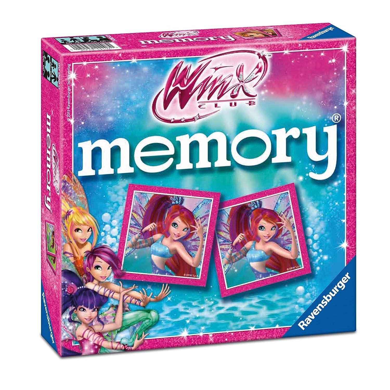 Ravensburger 21913 - Winx memory Familienspiele