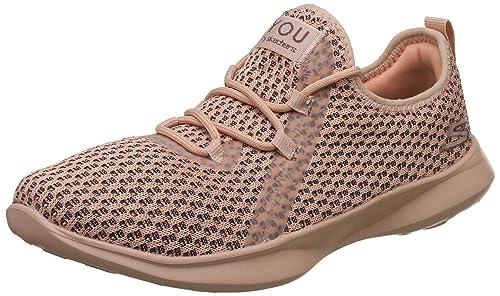 Skechers Mujer Rosa You Serene Zapatillas: Amazon.es: Zapatos y complementos