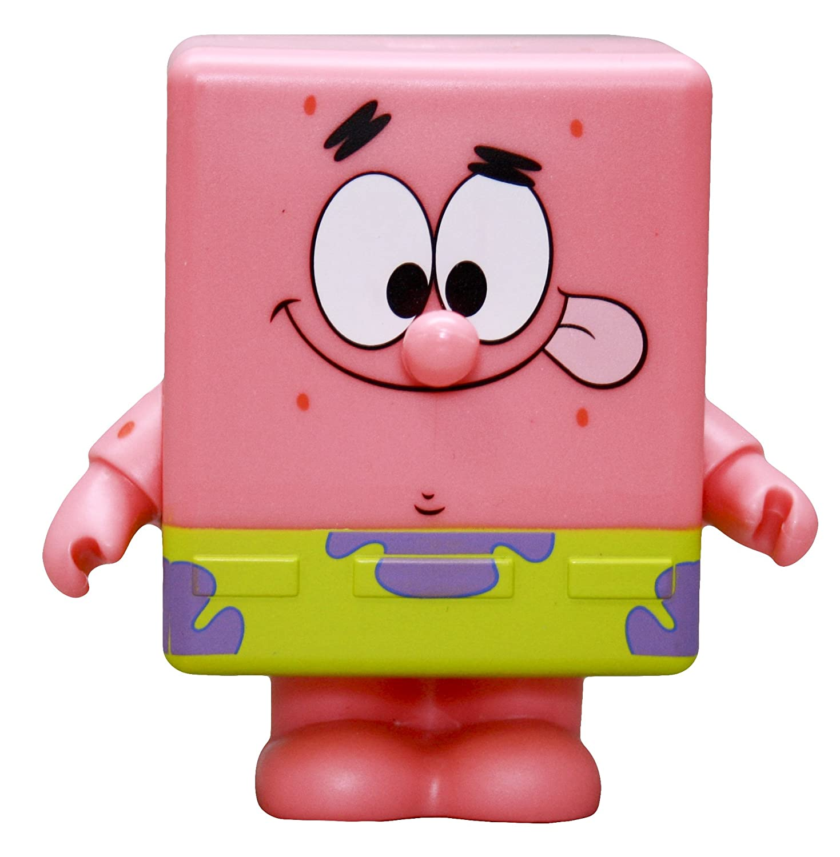 amazon com spongebob patrick collectible 3