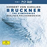 Bruckner: 9 Symphonies (9CD + Blu‐Ray)